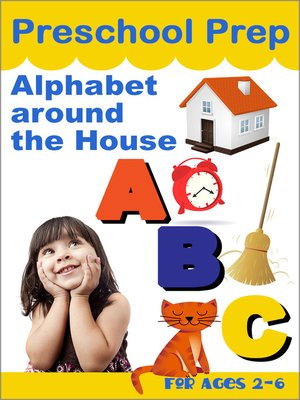 cover image of Alphabet Around the House