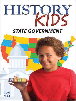 cover image of History Kids: State Government