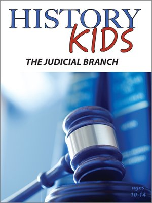 cover image of The Judicial Branch