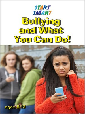 cover image of Bullying and What You Can Do!