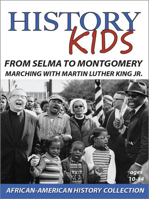 cover image of History Kids: From Selma to Montgomery