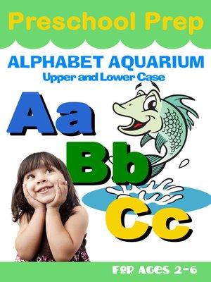 cover image of Alphabet Aquarium