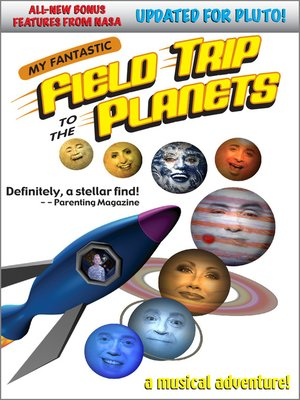 cover image of My Fantastic Field Trip to the Planets