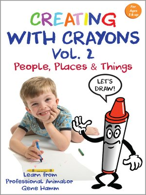 cover image of Creating With Crayons, Volume 2