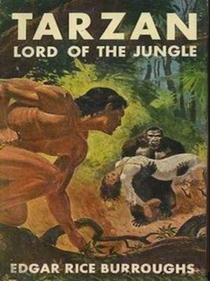 cover image of Tarzan : Lord of the Jungle