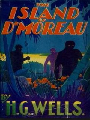 cover image of Island of Doctor Moreau