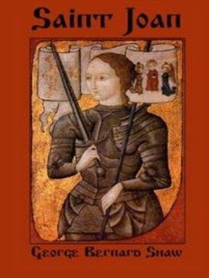 cover image of Saint Joan