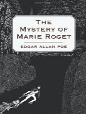 cover image of The Mystery of Marie Roget