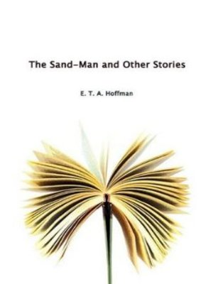 cover image of The Sandman and Other Stories