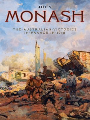 cover image of The Australian Victories in France 1918