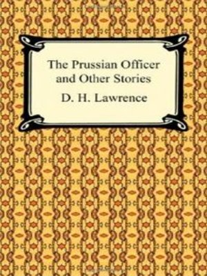 cover image of The Prussian Officer and Other Stories