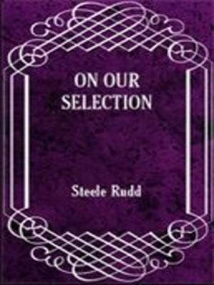 cover image of On Our Selection
