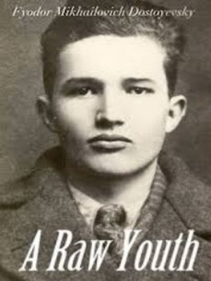 cover image of A Raw Youth