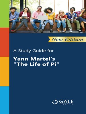 "cover image of A Study Guide for Yann Martel's ""The Life of Pi"""