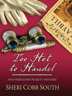 cover image of Too Hot to Handel