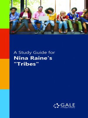 "cover image of A Study Guide for Nina Raine's ""Tribes"""