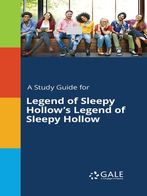 "cover image of A Study Guide for ""Legend of Sleepy Hollow"""