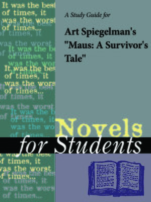 "cover image of A Study Guide for Art Spiegelman's ""Maus"""