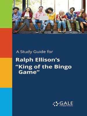 king of the bingo game