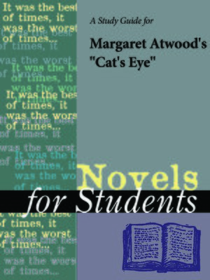 "cover image of A Study Guide for Margaret Atwood's ""Cat's Eye"""