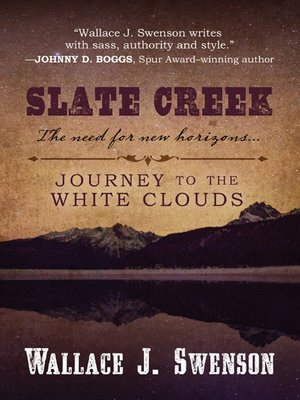 cover image of Slate Creek