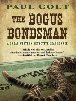 cover image of Bogus Bondsman