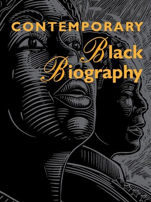 cover image of Contemporary Black Biography, Volume 147