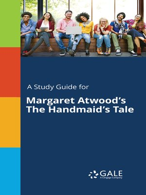 "cover image of A Study Guide for Margaret Atwood's ""The Handmaid's Tale"""