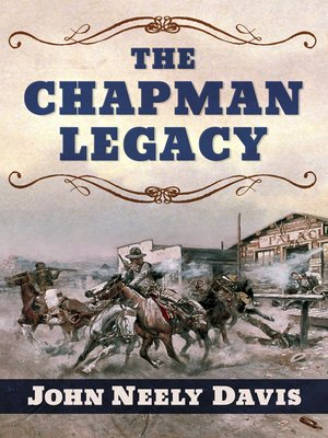 cover image of The Chapman Legacy