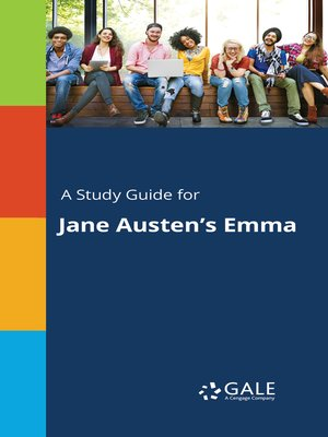 "cover image of A Study Guide for Jane Austen's ""Emma"""