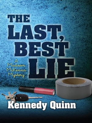 cover image of The Last Best Lie