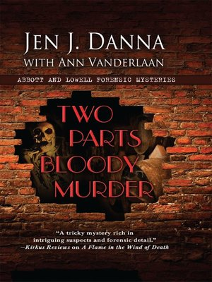 cover image of Two Parts Bloody Murder