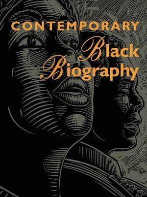 cover image of Contemporary Black Biography, Volume 142