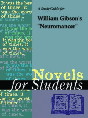 """cover image of A Study Guide for William Gibson's """"Neuromancer"""""""