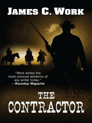 cover image of The Contractor