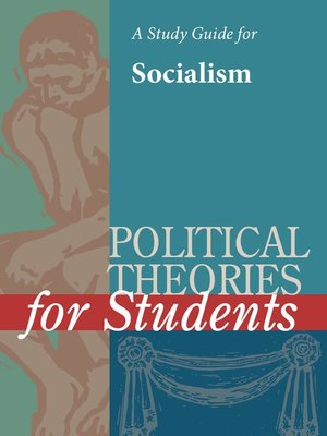 cover image of A Study Guide for Political Theories for Students: Socialism