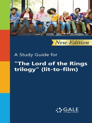 "cover image of A Study Guide for ""The Lord of the Rings Trilogy"" (lit-to-film)"