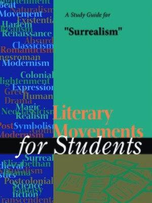 "cover image of A Study Guide for ""Surrealism"""