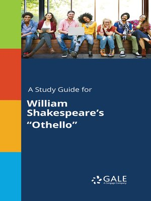 "cover image of A Study Guide for William Shakespeare's ""Othello"""