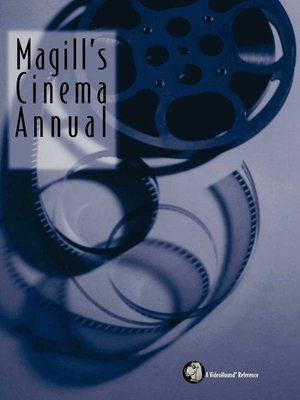 cover image of Magill's Cinema Annual, 2018