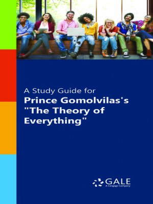 "cover image of A Study Guide for Prince Gomolvilas's ""The Theory of Everything"""