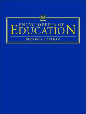 cover image of Encyclopedia of Education