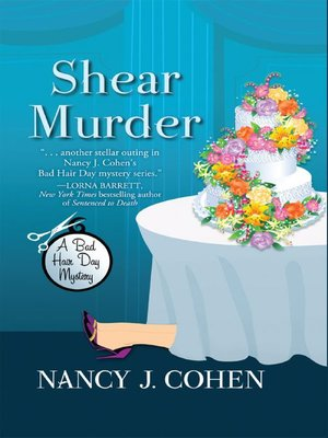 cover image of Shear Murder