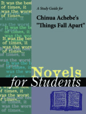 "cover image of A Study Guide for Chinua Achebe's ""Things Fall Apart"""