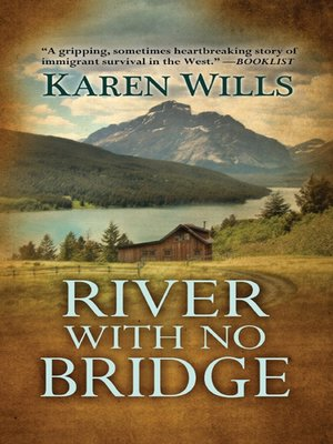 cover image of River With No Bridge