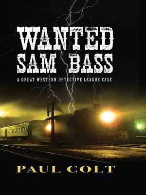 cover image of Wanted: Sam Bass