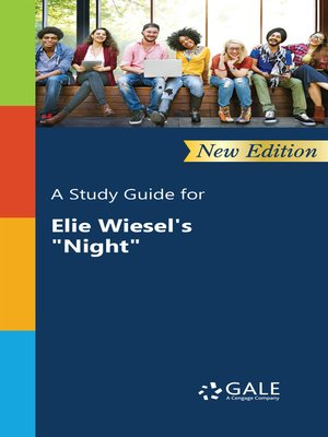 "cover image of A Study Guide for Elie Wiesel's ""Night"""