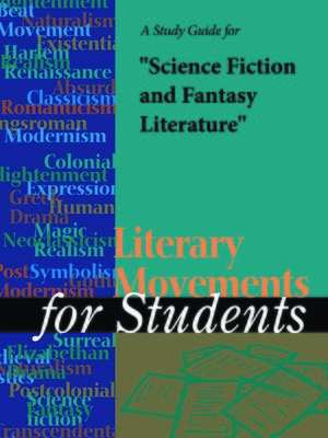 "cover image of A Study Guide for ""Science Fiction and Fantasy Literature"""
