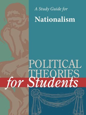 cover image of A Study Guide for Political Theories for Students: Nationalism