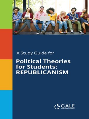 cover image of A Study Guide for Political Theories for Students: Republicanism